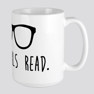 Hot Girls Read Mugs