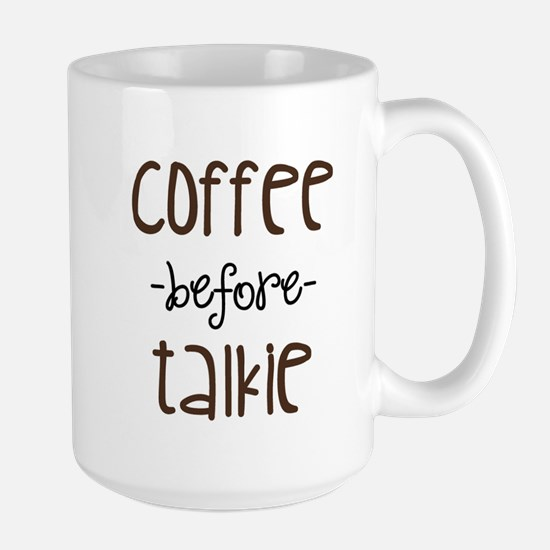 Coffee First Mugs