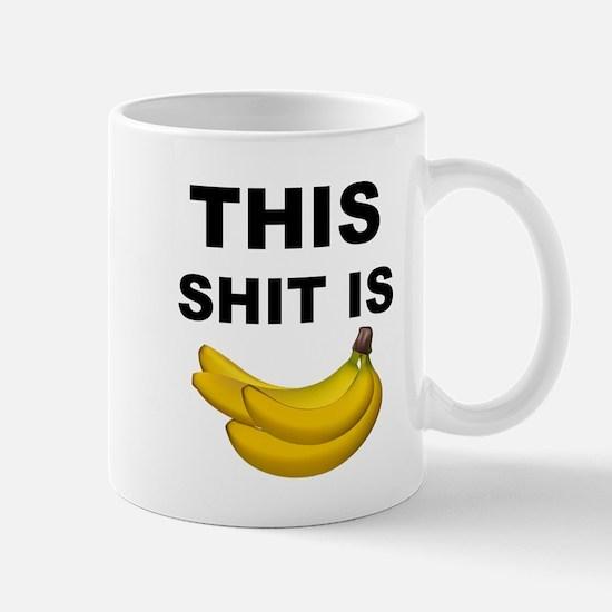 Bananas Mugs