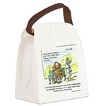 Aqualung My Ex-Friend Canvas Lunch Bag