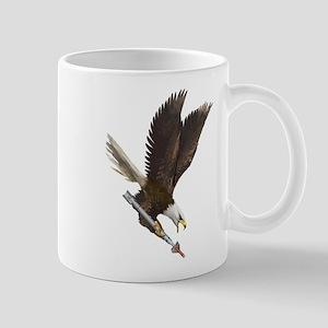 Armed Eagle Mug
