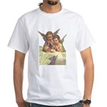 Guardian Angel White T-Shirt