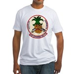 USS EPPERSON Fitted T-Shirt