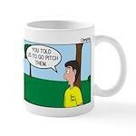 Tent Pitching Mug