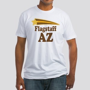 Flagstaff Arizona vintage Fitted T-Shirt