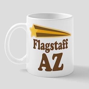 Flagstaff Arizona vintage Mug