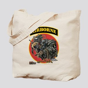 101 Airborne Eagle Tote Bag