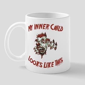 My Inner Child Looks Like This Mug