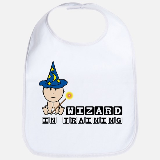 Wizard In Training Bib