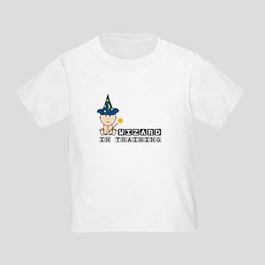 Wizard In Training Toddler T-Shirt