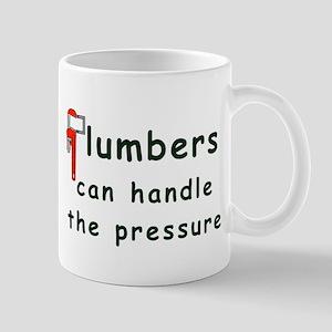 Plumbers can handle the pressure Mugs