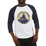 USS FLETCHER Baseball Jersey