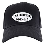 USS FLETCHER Black Cap