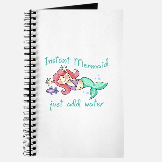 INSTANT MERMAID Journal