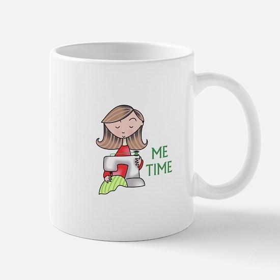 ME TIME Mugs
