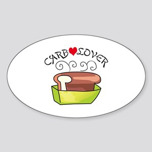 CARB LOVER Sticker