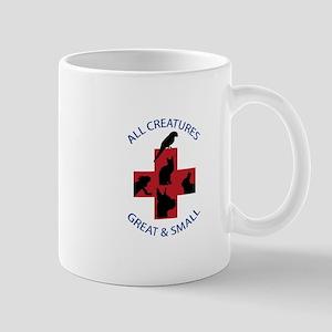 ALL CREATURES Mugs