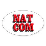 NatCom Sticker