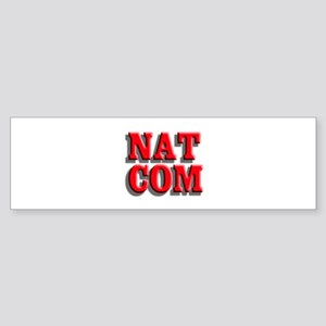 NatCom Bumper Sticker