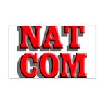 NatCom Wall Decal
