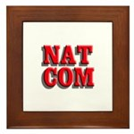 NatCom Framed Tile