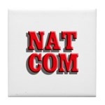 NatCom Tile Coaster