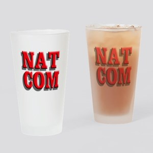 NatCom Drinking Glass