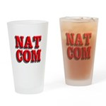 NatCom Drinking Glass