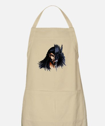 The Beast Within Apron