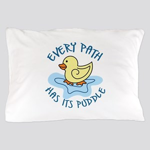EVERY PATH Pillow Case
