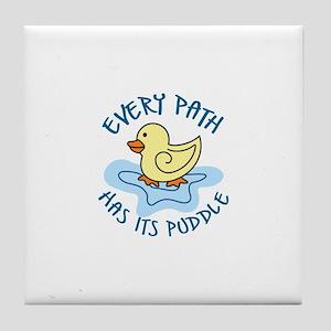 EVERY PATH Tile Coaster