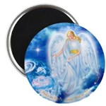 """Peace on Earth ~ 2 1/4"""" - Magnet (10 pack)"""