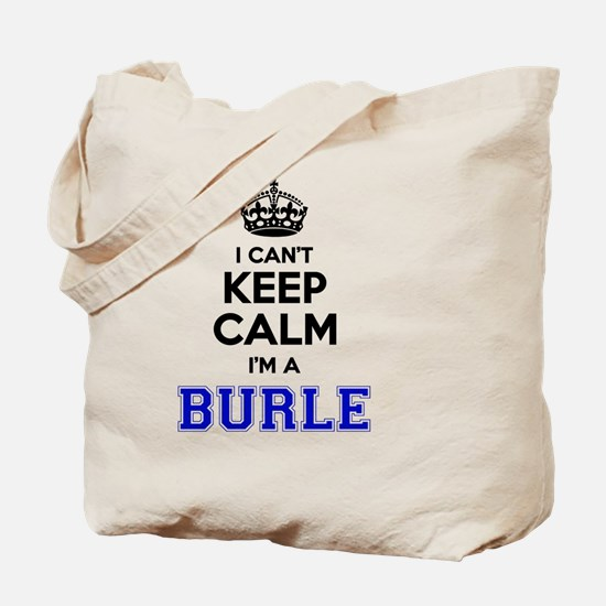 Cute Burles Tote Bag
