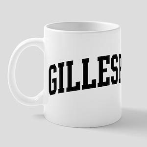 GILLESPIE (curve-black) Mug