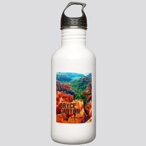 Hoodoos in Bryce Canyo Stainless Water Bottle 1.0L