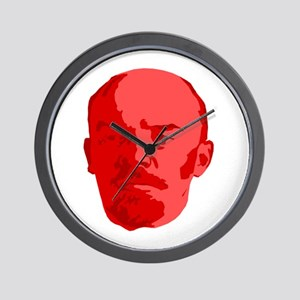 Lenin Wall Clock
