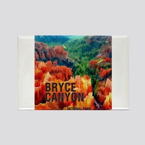 Hoodoos in Bryce Canyon National Park Magnets