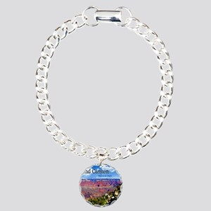 Grand Canyon NAtional Pa Charm Bracelet, One Charm