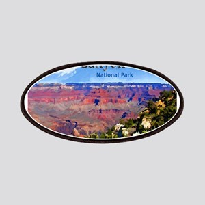 Grand Canyon NAtional Park Poster Patches