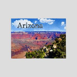 Grand Canyon NAtional Park ARIZONA 5'x7'Area Rug