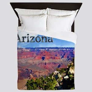 Grand Canyon NAtional Park ARIZONA Queen Duvet