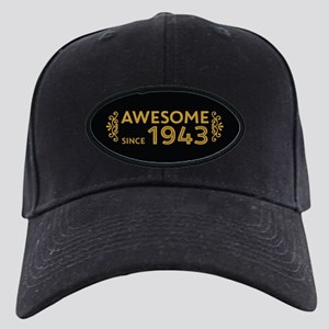 Awesome Since 1943 Black Cap