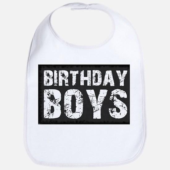 Birthday Boys Bib
