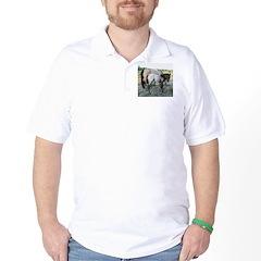 Appy foal Golf Shirt