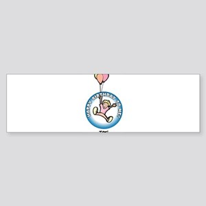 Tori: Happy B-day to me Bumper Sticker