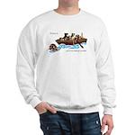 Border Terrier Rescue Sweatshirt