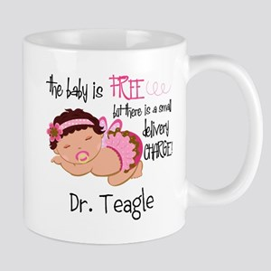 Personalized Funny Gynecologists Mug