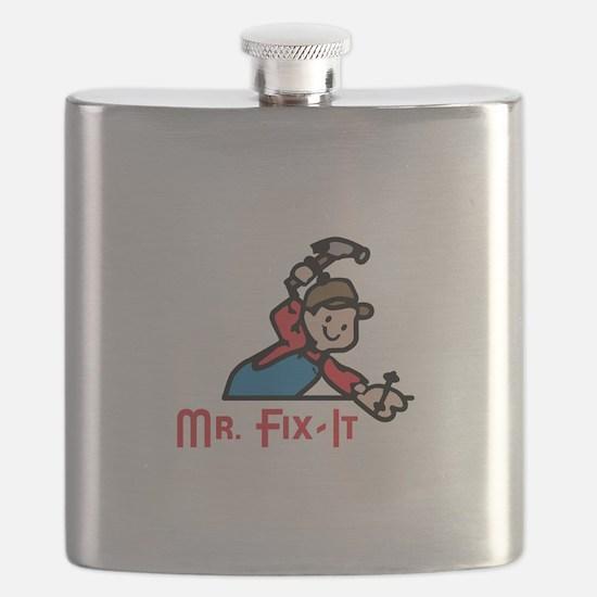 MR FIX IT Flask