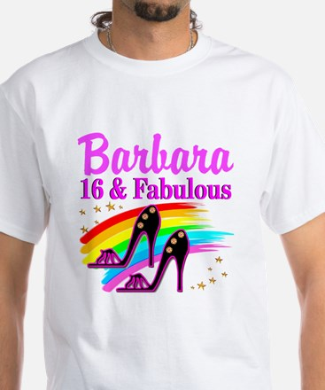 AWESOME 16TH White T-Shirt