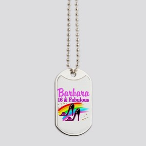 AWESOME 16TH Dog Tags